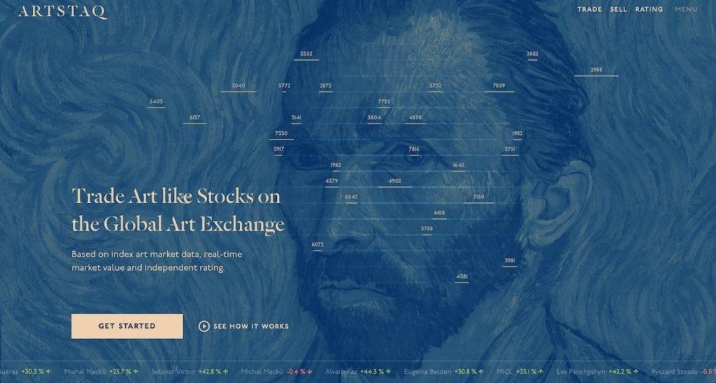 买卖艺术品为什么不能像股票交易一样?(上)