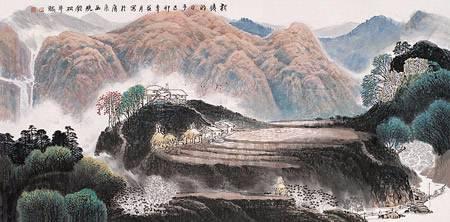 追寻山水画现代意义的突破