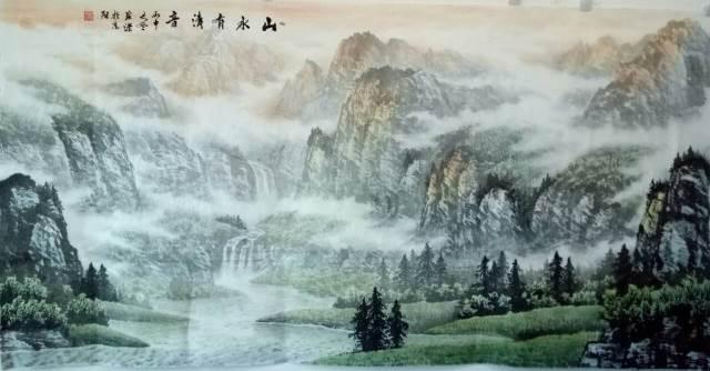 """中国画不能忽视对""""源""""的研究"""