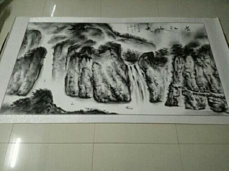 《长江山峡》